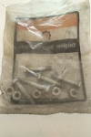 5 Pack Shear bolts & Nuts Ariens