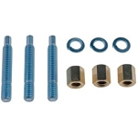 Exhaust Manifold flange spring & Bolt Kit 600-1816