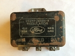 Voltage Regulator OEM Ford